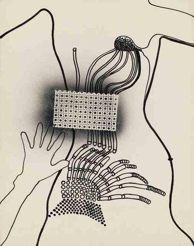 Kiki Kogelnik, 'Untitled (Robot)', 1964
