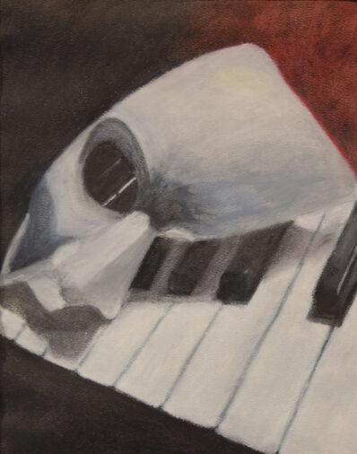 Maybellene Gonzalez, 'The Phantom's Piano', 2017