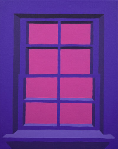 Adam Eddy, 'Studio Window', 2019