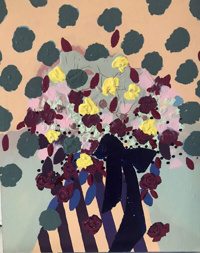 Ana Rodriguez, 'Untitled 9 (Gold)', 2017