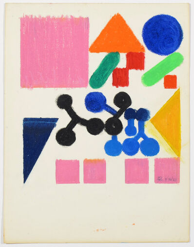 Dorothy Antoinette (Toni) LaSelle, 'Untitled', 1968