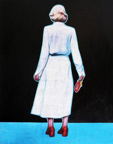Annie Terrazzo, 'Bye', 2019