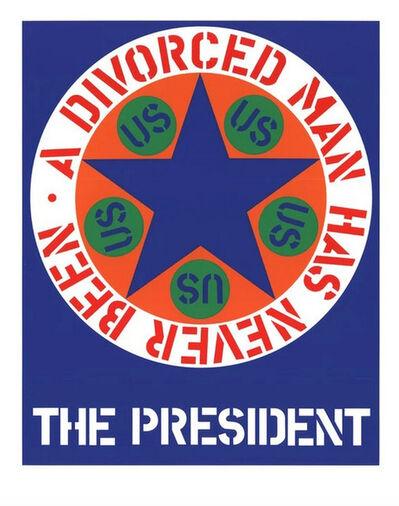 Robert Indiana, 'The President', 1961 (1997)
