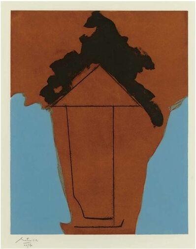 Robert Motherwell, 'The Persian II', 1985