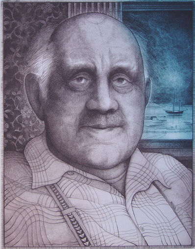 David Blackwood, 'Captain Llewellyn Kean ', 2003