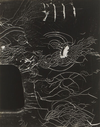 Edward Weston, 'Burned Car, Mojave Desert', 1937
