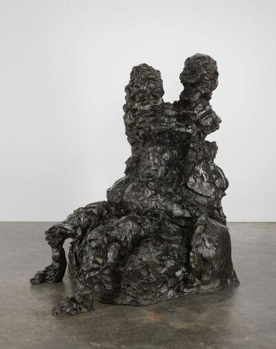 George Condo, 'The Estranged Couple', 2008
