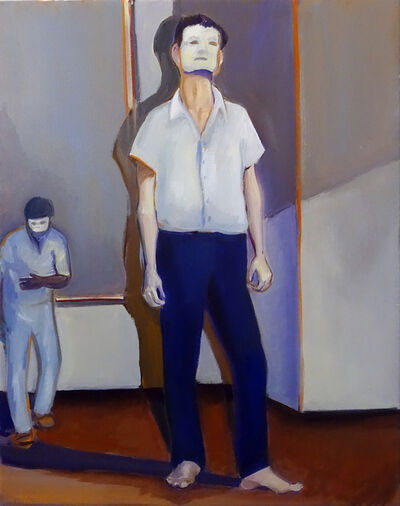 Jonathan Crow, 'The Fool', 2018