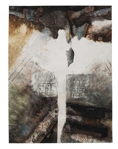 Thomas Lyon Mills, 'Qui Abitava II', 2016-2018