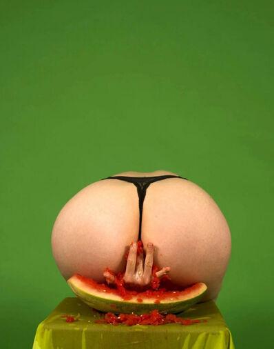 Amanda Alfieri, 'Feed da Booty: Watermelon', 2016
