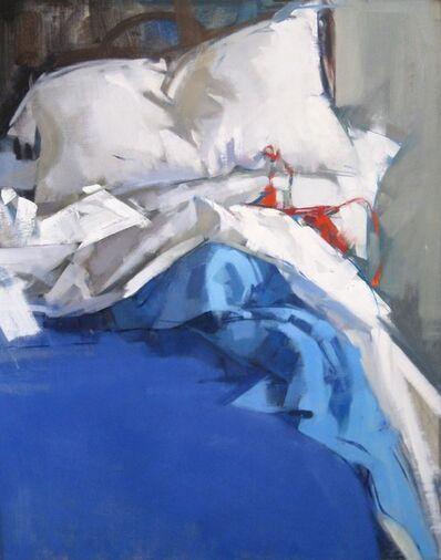 Maggie Siner, 'Blue Blankets', 2016