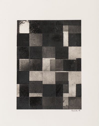 Daniel Brice, 'Grid Drawing (mini 4)', 2015