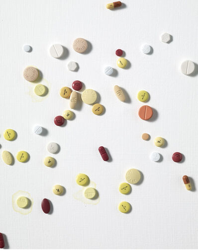 Damien Hirst, 'From Safety to Where (detail)', 2008-2009