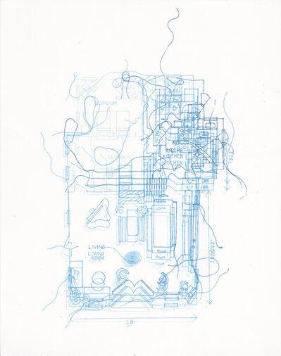 Maggie Gourlay, 'Activity Pattern', ca. 2014