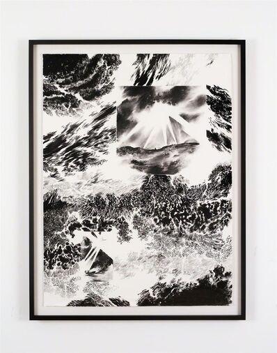 Abdelkader Benchamma, 'Engramme - L.A. Battle', 2019