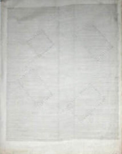 Lygia Pape, 'Drawing (Desenho)', 1957