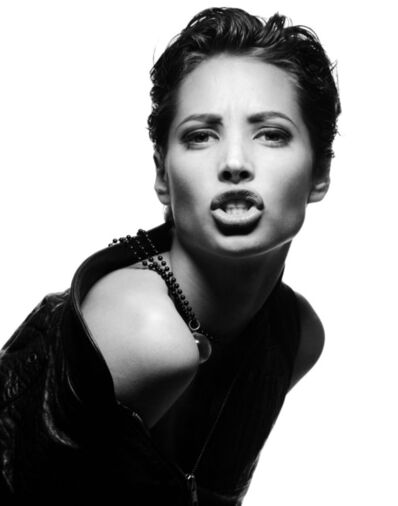 Albert Watson, 'Christy Turlington, Lips, New York City, 1990', 1990