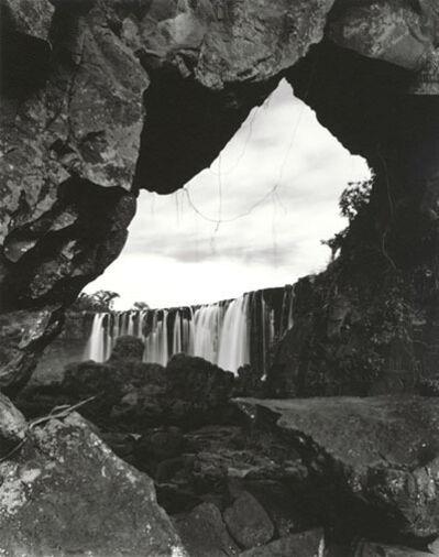 Valdir Cruz, 'Quedas do Iguaçu III', 2002