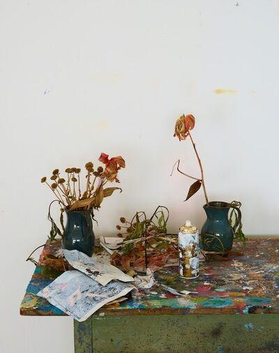 Rodney Graham, 'Dead Flowers in My Studio 3', 2017