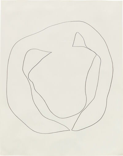 Ellsworth Kelly, 'Untitled', 1960