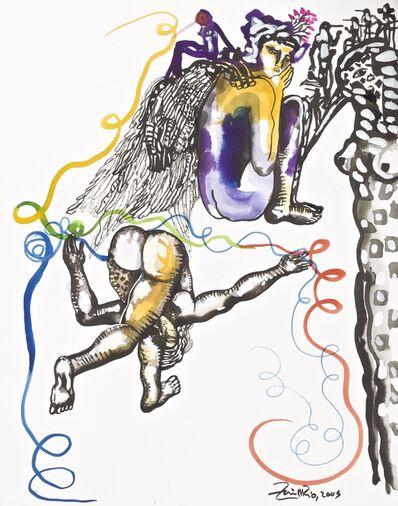 Zaida del Río, 'Series Alto de la mina I', 2003