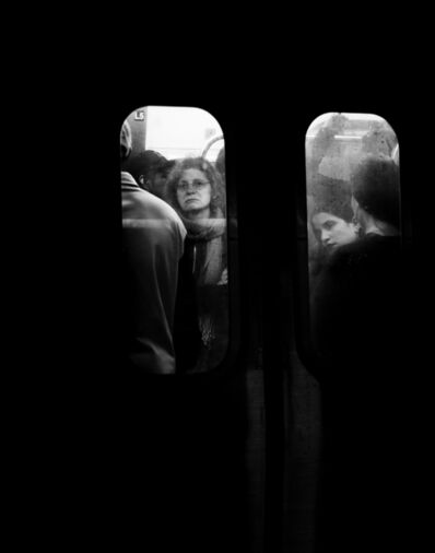 Jake Lambroza, 'The Commuter', 2018