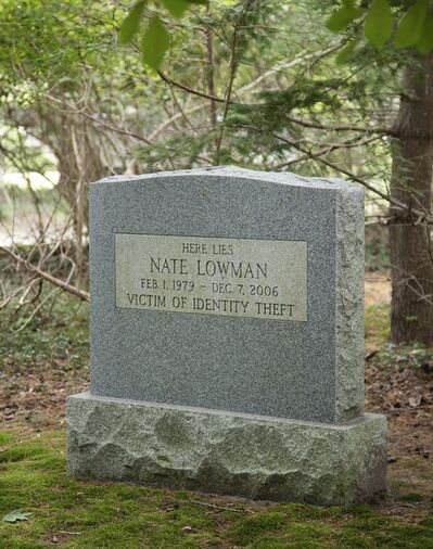 Nate Lowman, 'Nate Lowman', 2007