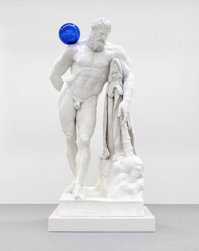 Jeff Koons, 'Gazing Ball (Farnese Hercules)', 2013