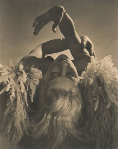 Horst P. Horst, 'Lisa, Hair and Beauty Advertisment', 1939-printed later