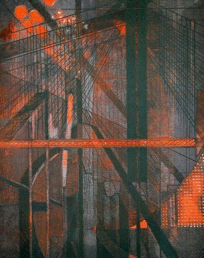 Sabina Klein, 'Bridge at Night', 1988