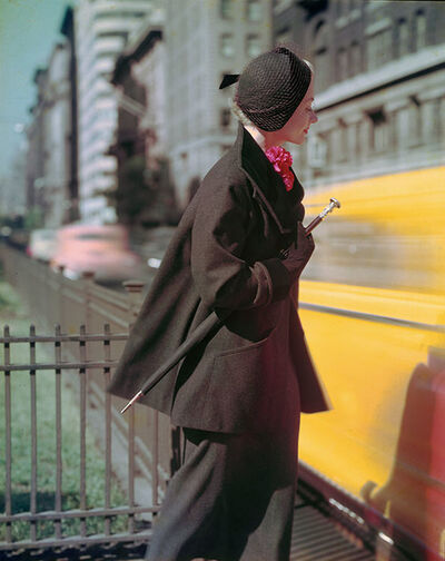 Norman Parkinson, 'Lisa Fonssagrives, New York', 1949