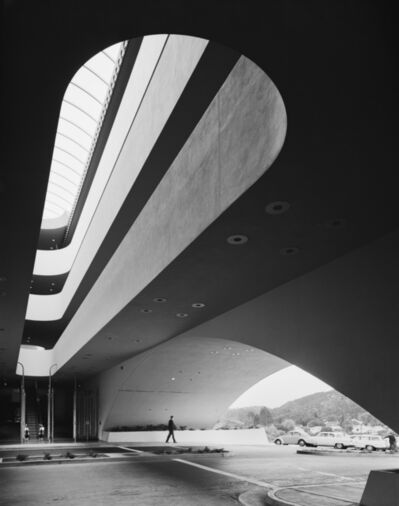 Ezra Stoller, 'Marin County Civic Center, Frank Lloyd Wright, San Rafael, CA', 1963