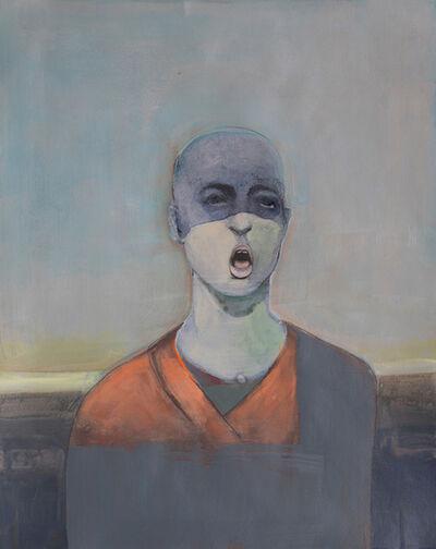 John Casado, 'The Crier: Night Has Ended', 2020