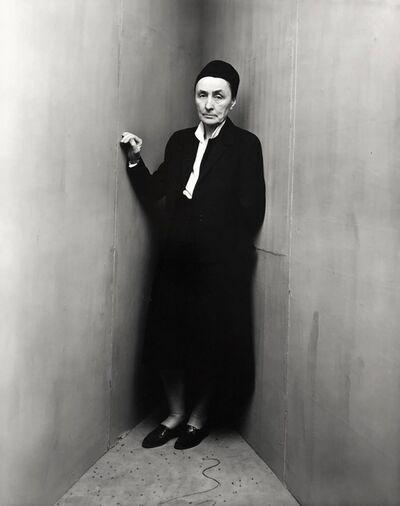 Irving Penn, 'Georgia O'Keeffe (D), New York', 1948