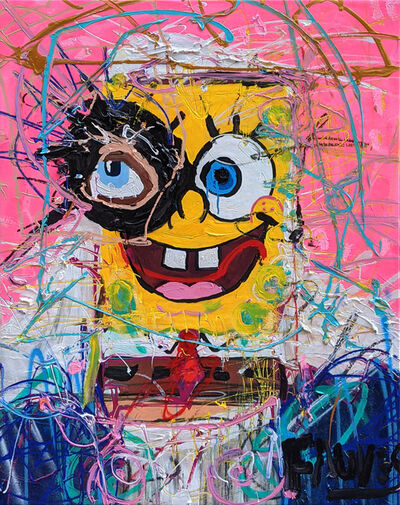 John Paul Fauves, 'Bob Paint', 2020