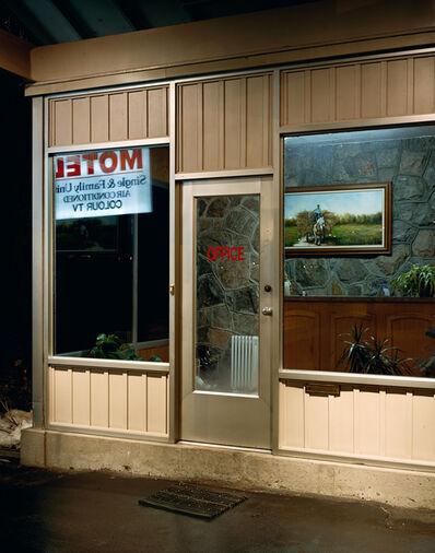 Alec Soth, 'Riverview Motel', 2005