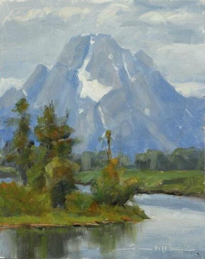 Dave Santillanes, 'Mt. Moran', 2015