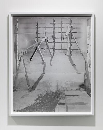 Rodrigo Valenzuela, 'Barricade No. 1', 2017