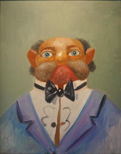 George Condo, 'The Butler', 2007