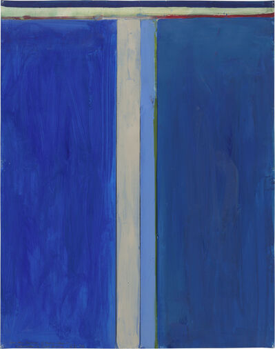 Richard Diebenkorn, 'Lower Colorado #7', 1970