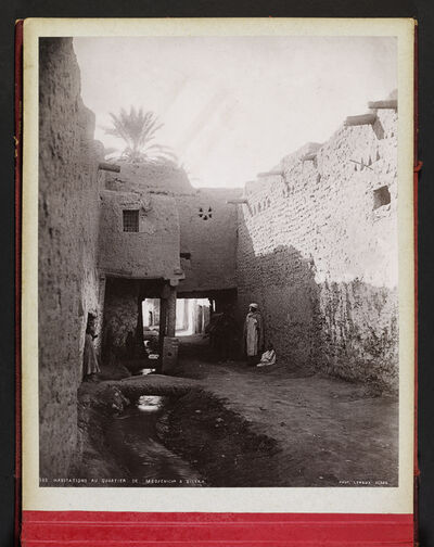 A. Leroux, '[Views of Algeria]', 1880