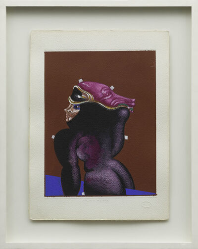 Rómulo Macció, 'Untitled', ca. 1972