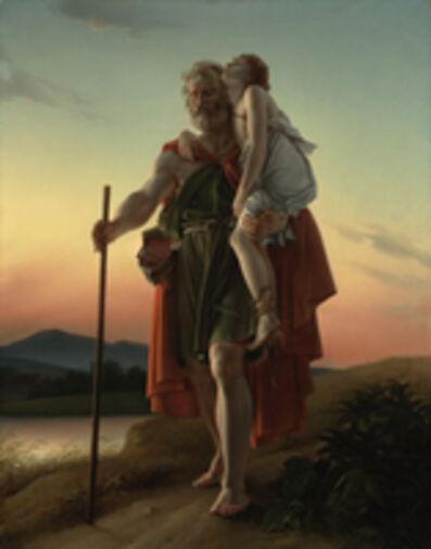 François-Pascal-Simon, called Baron Gérard, 'Belisarius', 1797