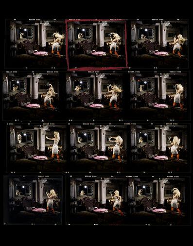 David Drebin, 'Photographing Herself', 2019