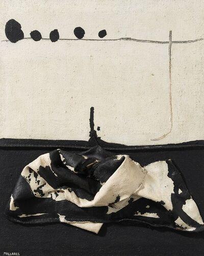 Manolo Millares, 'Untitled', 1971