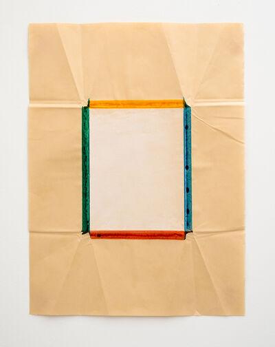 Jeff McMillan, 'Biblio (DF) White', 2019