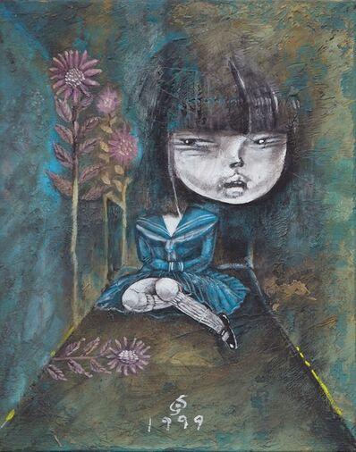 Hiroshi NAKAMURA, '白い少女', 1999