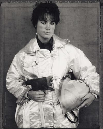 Marsha Burns, 'Helen, Firefighter', 1992/1992c