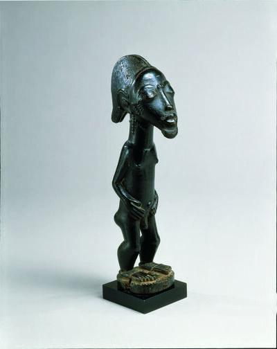 'Figurine masculine debout (standing male figure)', 19th century
