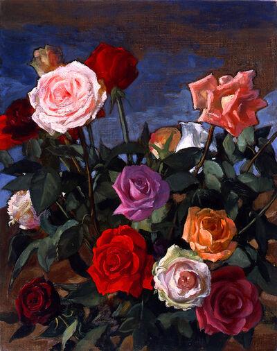 John Currin, 'Rosebush', 2003
